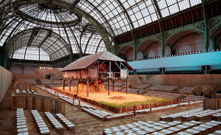Chanel 2010 venue