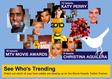 FASHION REPORT: LIVE FROM THE 2010 MTV MOVIE AWARDS RED CARPET