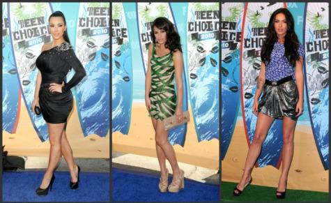 Teen Choice Awards Montage