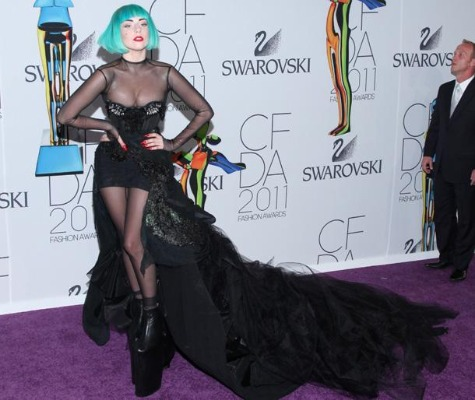 CFDA Awards 2011 Red Carpet Fashion: Who Wore What