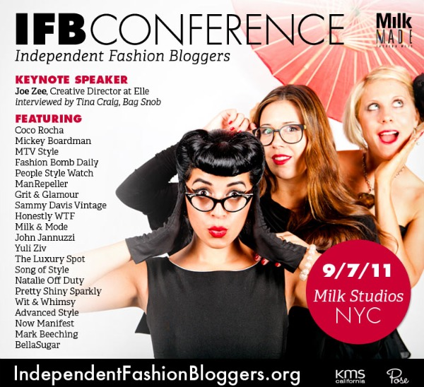 Watch the NYC IFB Conference livestream here on September 7th, 2011