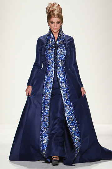 NY Fashion Week Spring 2012: Zang Toi runway review