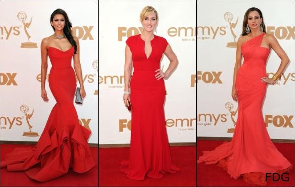 Emmys 2011 red carpet fashion breakdown: Who Wore What