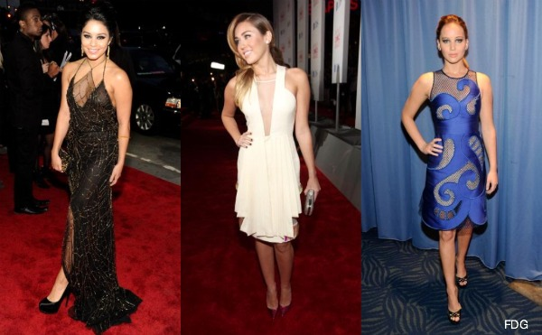 People's Choice Awards 2012 red carpet fashion: Who Wore What