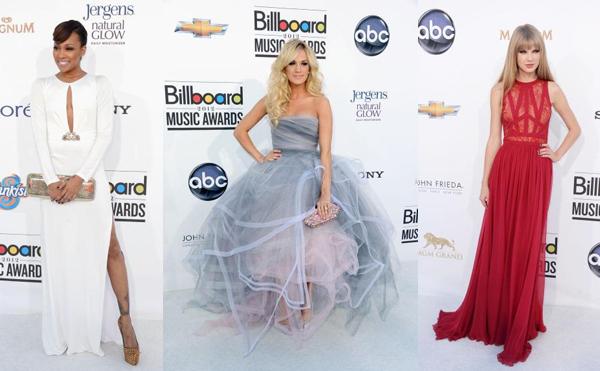 Billboard Music Awards 2012: Best Dressed