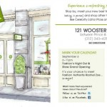 Piperlime Retail Store opening in NYC