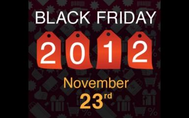 Black Friday 2012: Top deals and savings for every fashionista