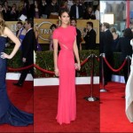 SAG Awards 2013 Red Carpet Fashion