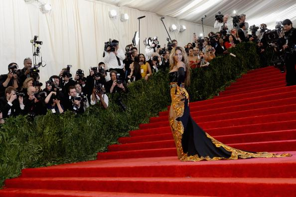 Met Gala 2013: The red carpet goes punk