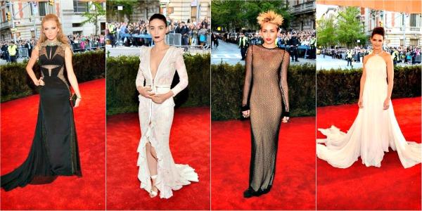 Met Gala 2013 Red Carpet Fashion
