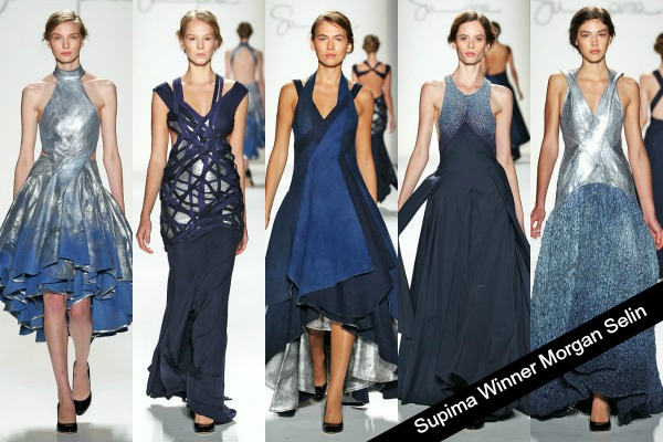 Supima Design Competition Spring 2014 RTW at NY Fashion Week