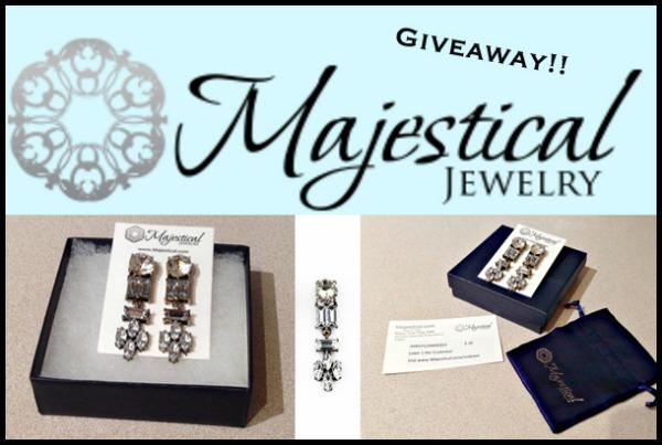 Majestical Jewelry Giveaway