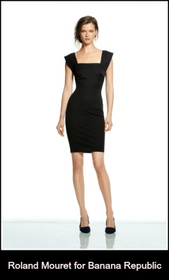 Banana Republic taps Roland Mouret for Fall 2014 limited edition capsule collection