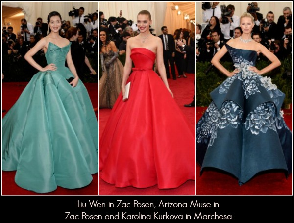 Met Gala 2014 red carpet fashion breakdown: Who Wore What