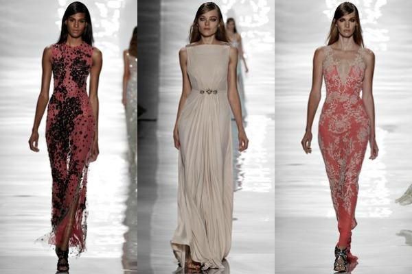 Reem Acra Spring 2015 RTW: NY Fashion Week review