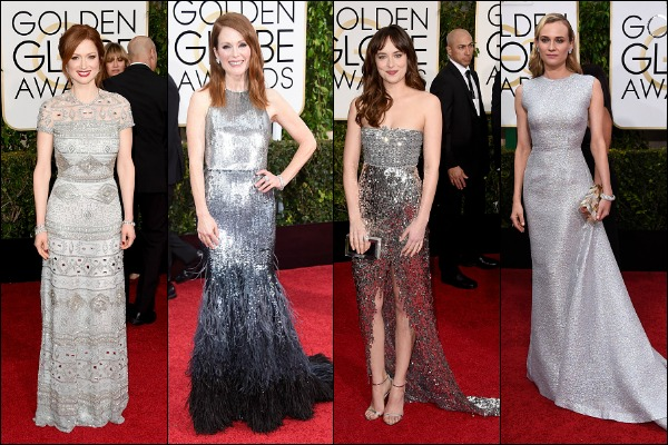 Golden Globes 2015 fashion: Top trends on the red carpet