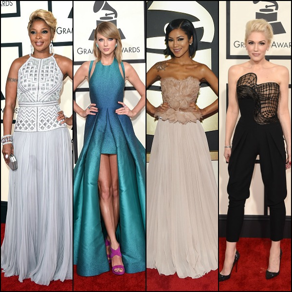Grammys 2015 red carpet fashion: What the stars wore