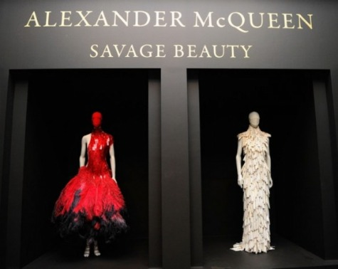 Alexander McQueen: Savage Beauty at the Costume Institute