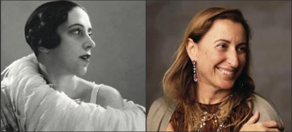 Costume Institute 2012 exhibit will feature the fashion of Elsa Schiaparelli and Miuccia Prada