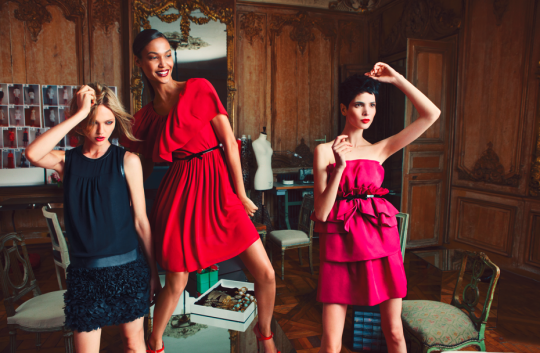 Giambattista Valli designs capsule collection for Macy's Impulse (Photo Gallery)
