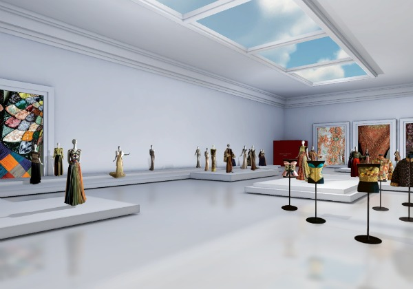 Valentino launches Virtual Museum
