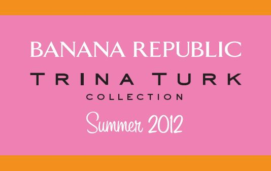 Banana Republic collaborates with Trina Turk for limited summer collection