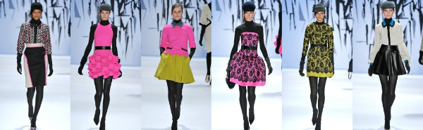 Milly by Michelle Smith Fall 2012 RTW: Future perfect collection