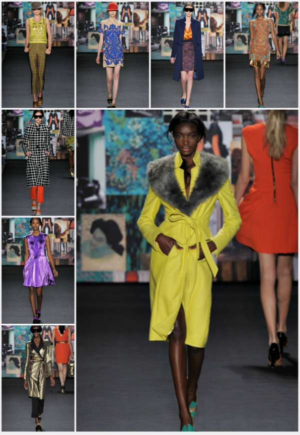 Tracy Reese Fall 2012 RTW: NY Fashion Week review