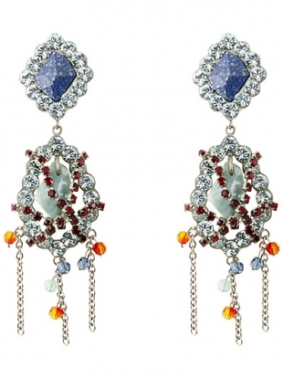 Gossip Girl Stylist Eric Daman collaborates with Atelier Swarovski