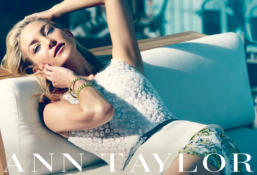 Ann Taylor and Kate Hudson to debut capsule collection