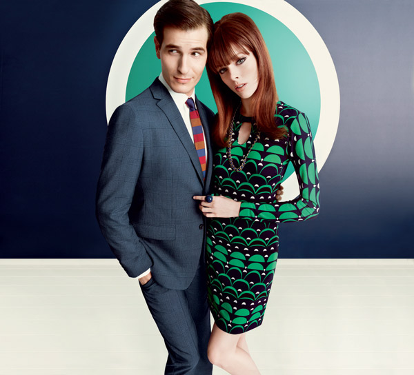 Banana Republic set to launch third Mad Men collection on Feb 27