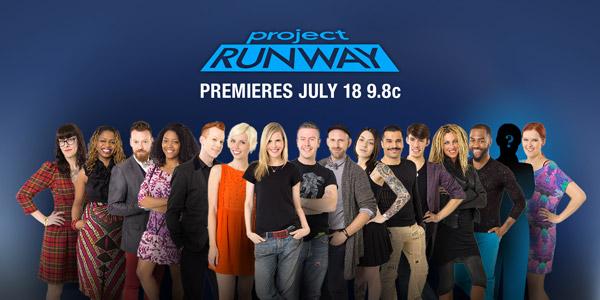Project Runway Season 12 Cast