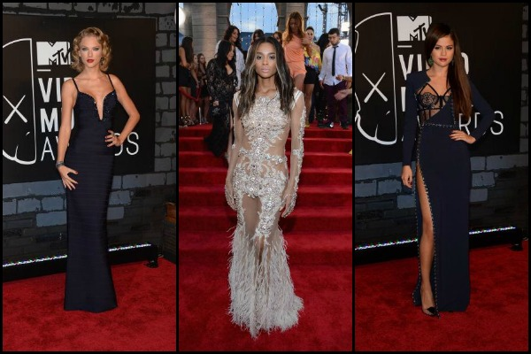 MTV VMA 2013 red carpet fashion: Best Dressed