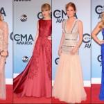 CMA Awards 2013 Red Carpet Fashion