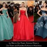 METGala 2014 red carpet fashion