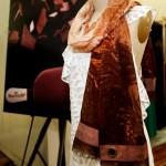 agnum BCBG scarf on mannequin