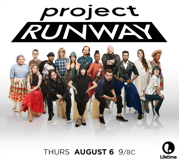 Project Runway season 14: Guest judges and cast announced
