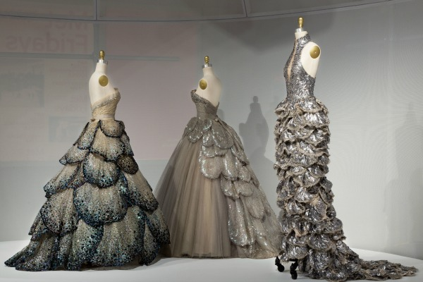 Manus x Machina 3 dresses